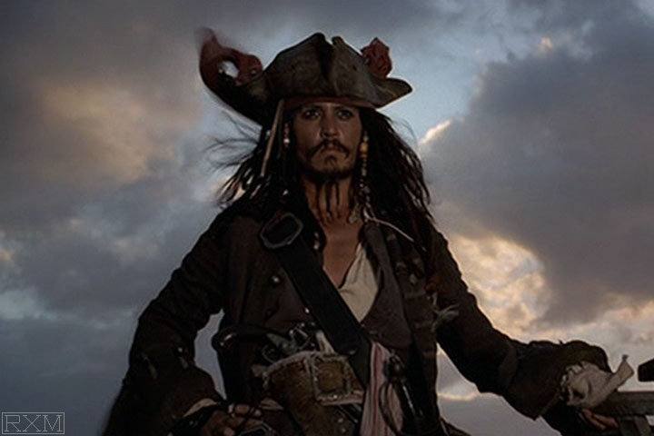 Pirates of the Caribbean - Black Pearl