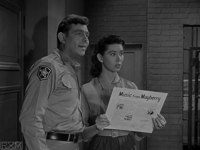 Andy Griffith Show Mayberry Record