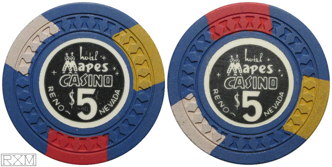 Casino Mapes Reno Chip